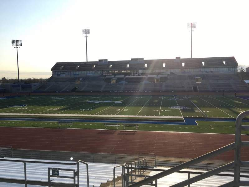 Seating view for UB Stadium Section 224 Row A Seat 1