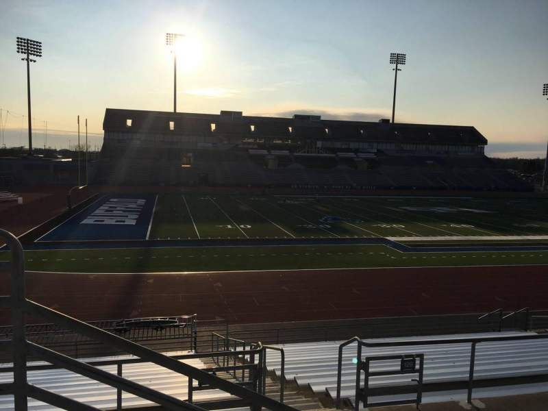 Seating view for UB Stadium Section 229 Row A Seat 19
