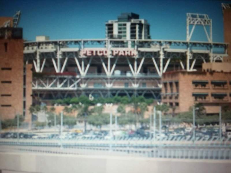 Seating view for PETCO Park Section Home Plate Gate