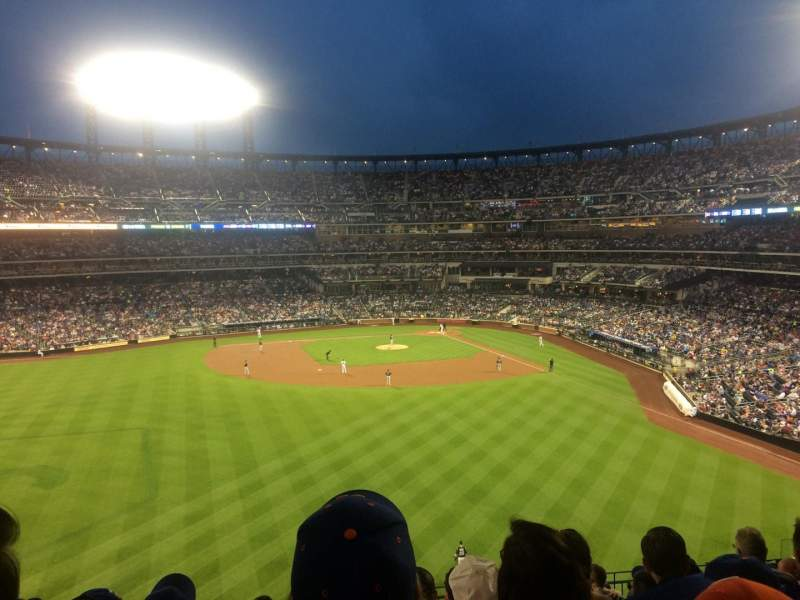 Seating view for Citi Field Section 336 Row 10 Seat 13