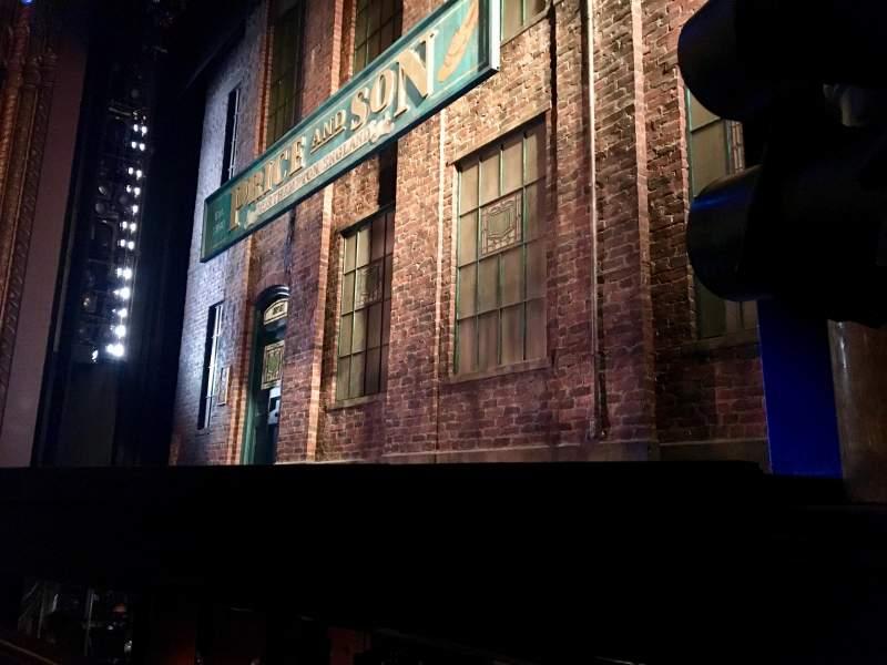 Al Hirschfeld Theatre, section: Orchestra, row: B, seat: 12