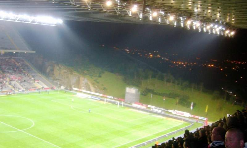 Seating view for Estádio Municipal de Braga