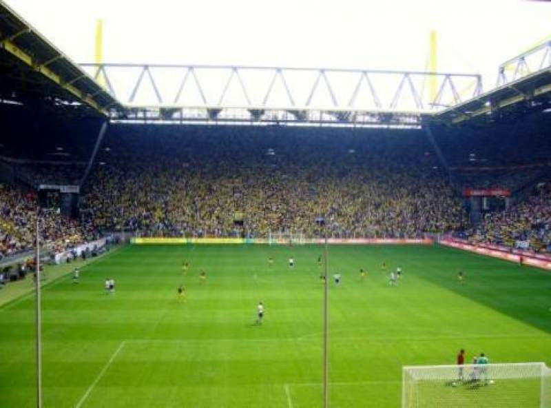 Seating view for Signal Iduna Park
