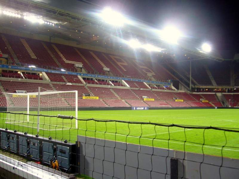 Seating view for Philips Stadion