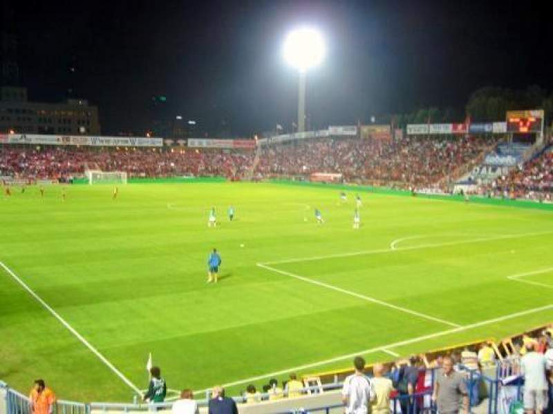 Seating view for Bloomfield Stadium