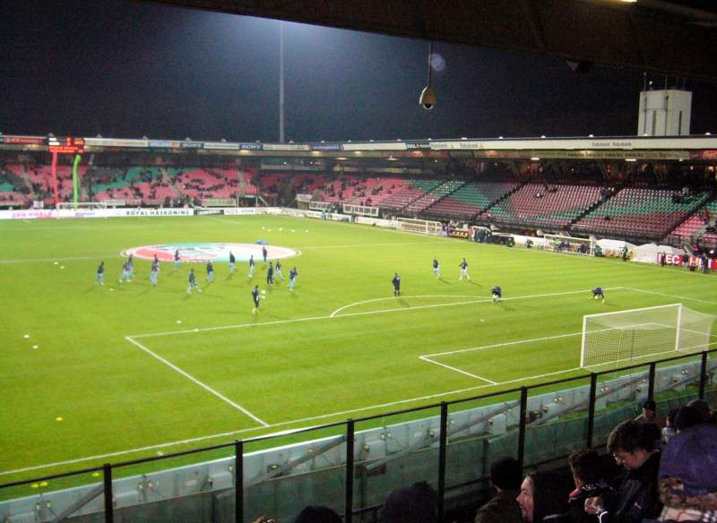 Seating view for Stadion de Goffert