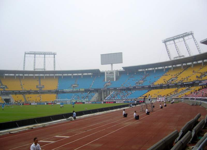 Seating view for Workers Stadium