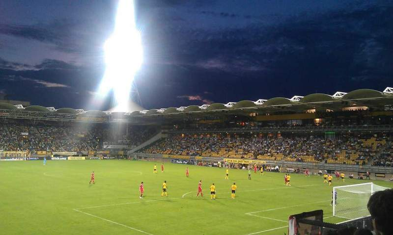 Parkstad Limburg Stadion, home of Roda JC Kerkrade
