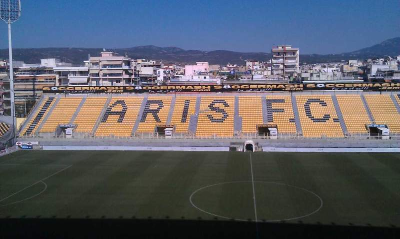 Seating view for Kleanthis Vikelidis Stadium