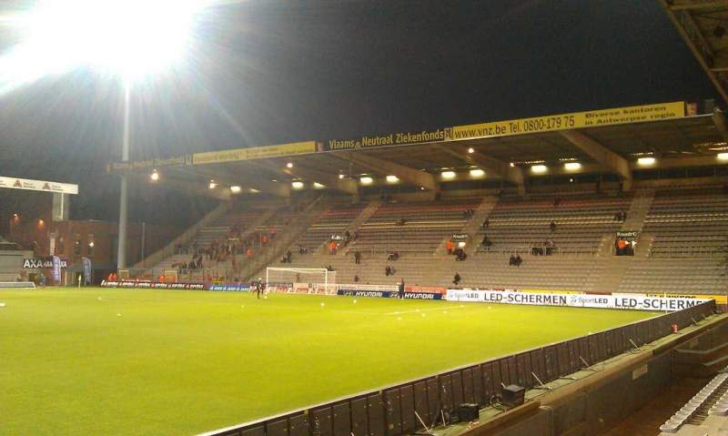 Seating view for Olympisch Stadion