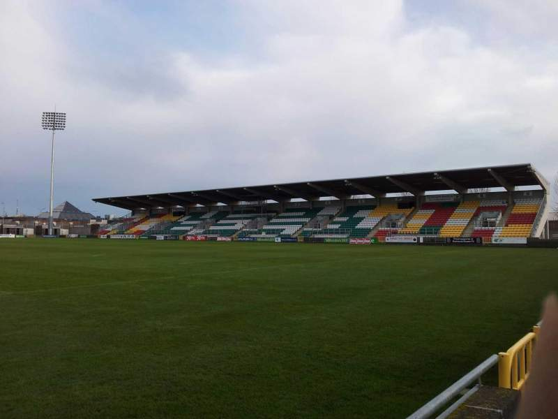 Seating view for Tallaght Stadium