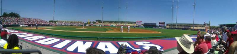 Seating view for Roger Dean Chevrolet Stadium
