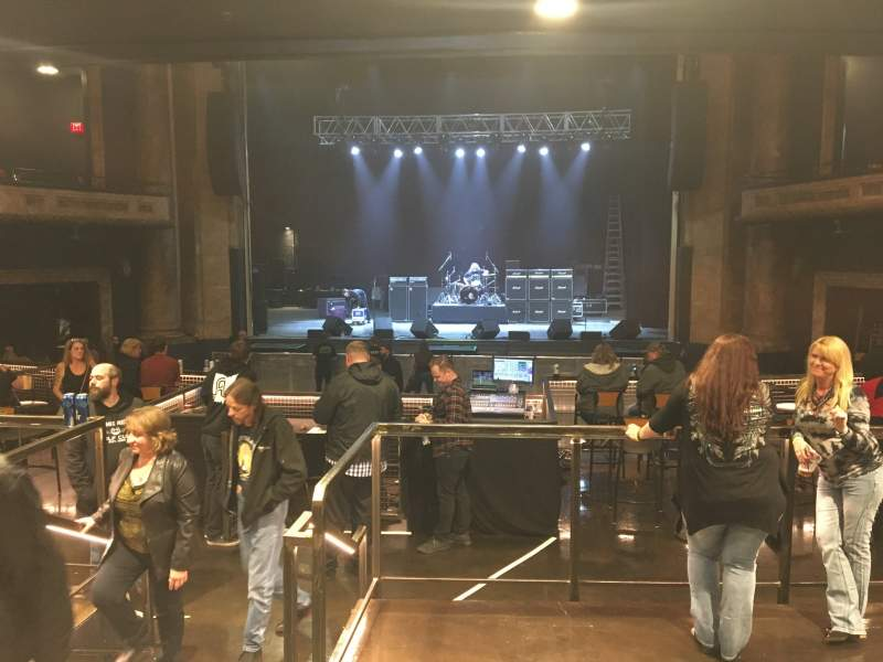 Seating view for Agora Theater & Ballroom Section GA