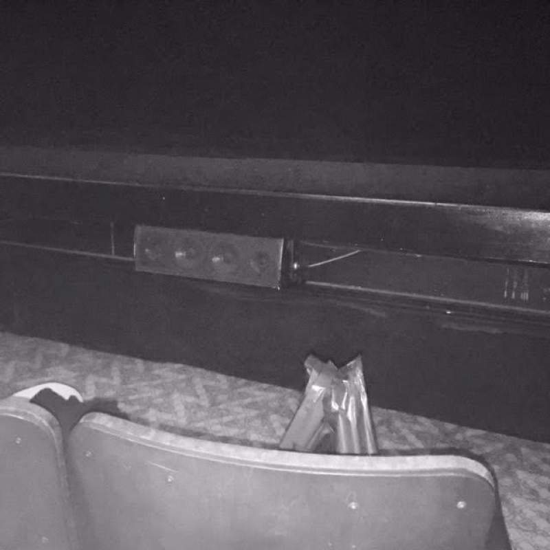 Ambassador Theatre, section: Orchestra, row: A, seat: 2