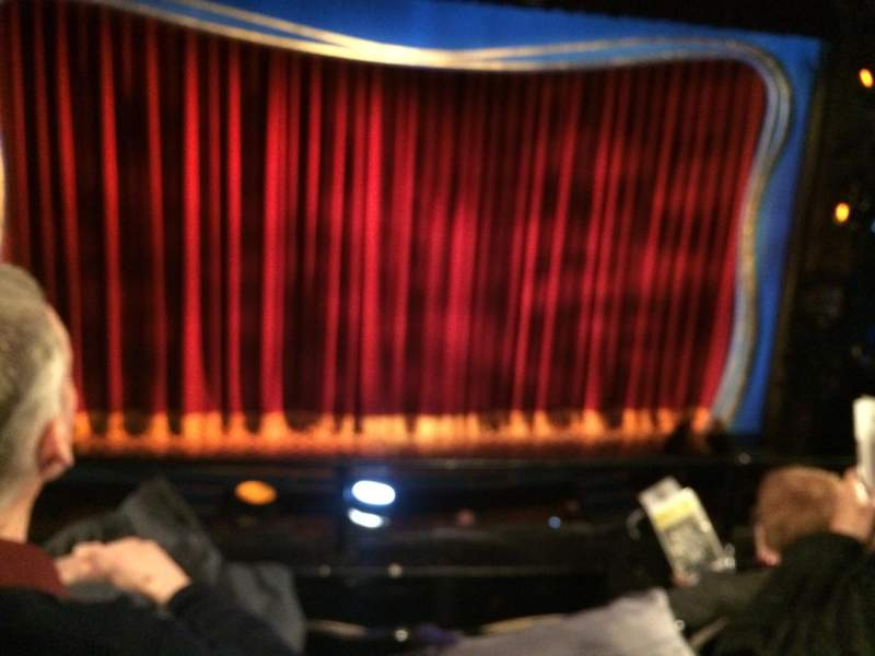 Seating view for Studio 54 Section FMEZZ Row CC Seat 116