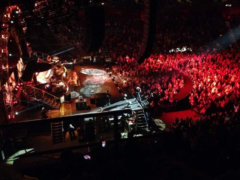 Mohegan Sun Arena, section: 119, row: E, seat: 13