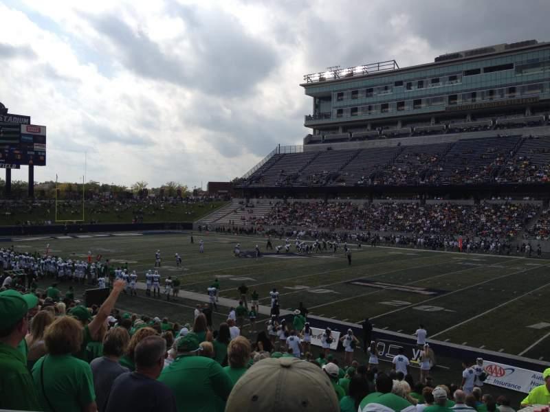 Summa Field at InfoCision Stadium, section: 103, row: 20, seat: 23