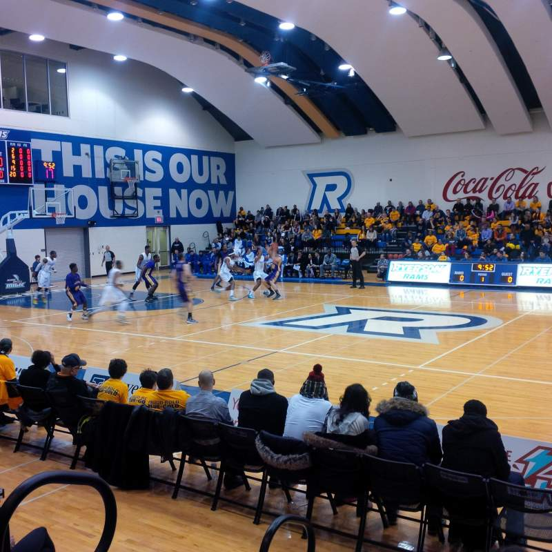 Seating view for Coca-Cola Court at Mattamy Athletic Centre at the