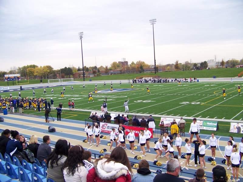 Alumni Field at University of Windsor Stadium