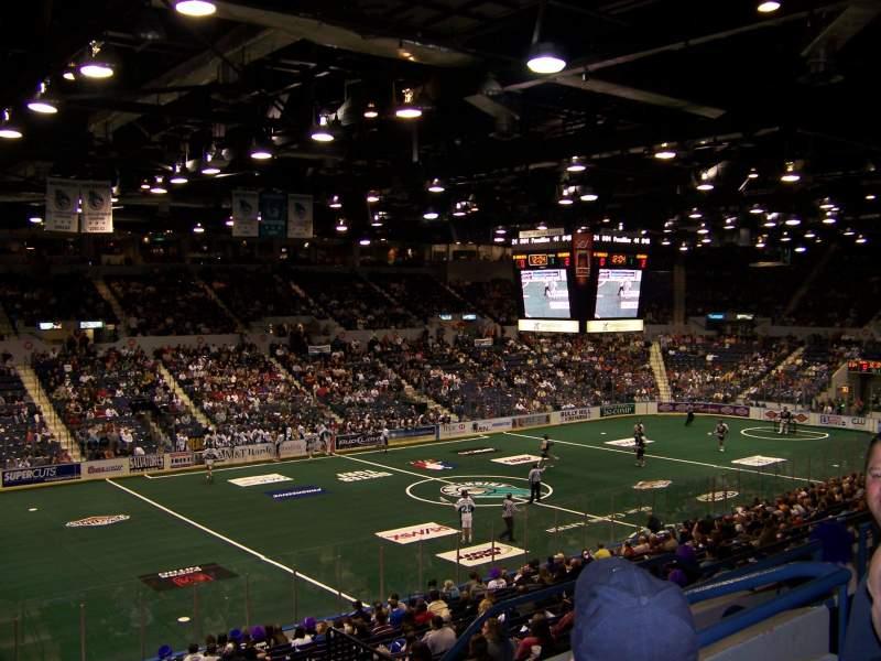 Photos At Blue Cross Arena