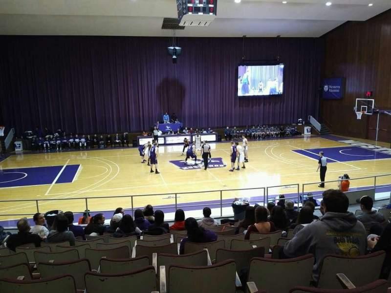 Alumni Hall (Western)