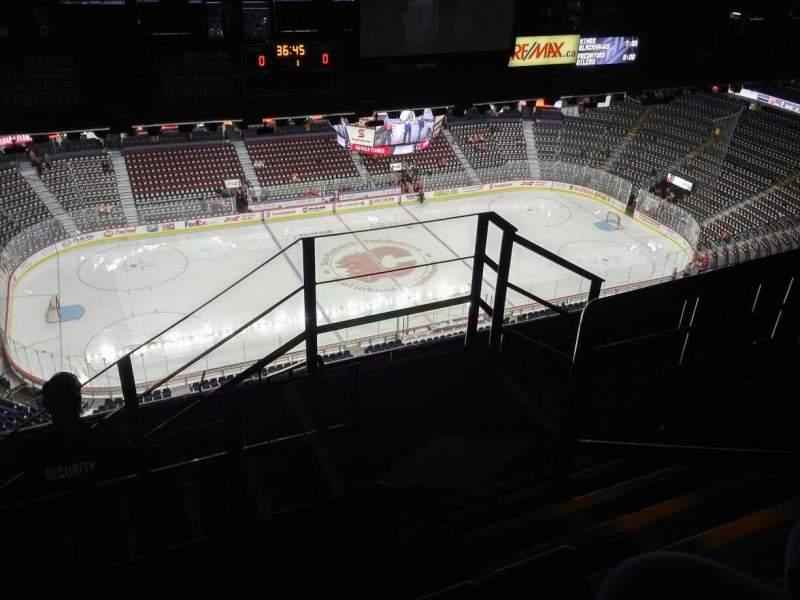 Scotiabank Saddledome, section: PL8, row: 7, seat: 16