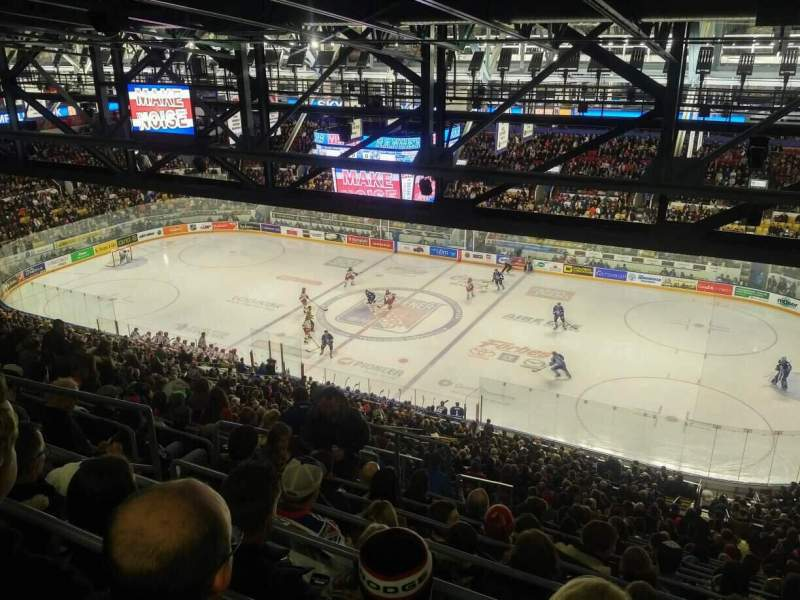 Seating view for Kitchener Memorial Auditorium Section 37 Row KK Seat 6