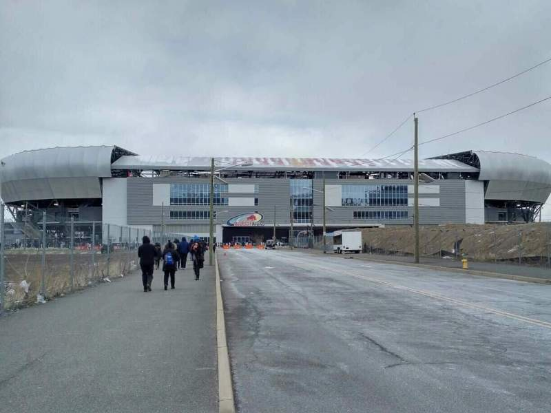 Seating view for Red Bull Arena (New Jersey)