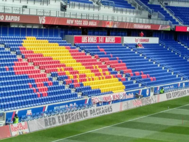 Seating view for Red Bull Arena