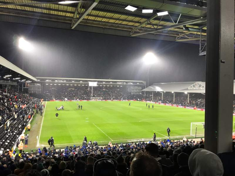 -Fotos In Craven Cottage
