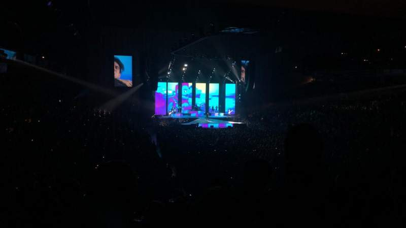 Royal Farms Arena, section: 225, row: L, seat: 9
