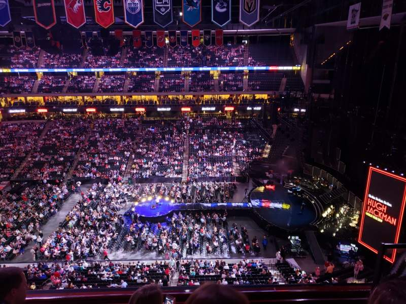 Seating view for Xcel Energy Center Section 203 Row 3 Seat 3