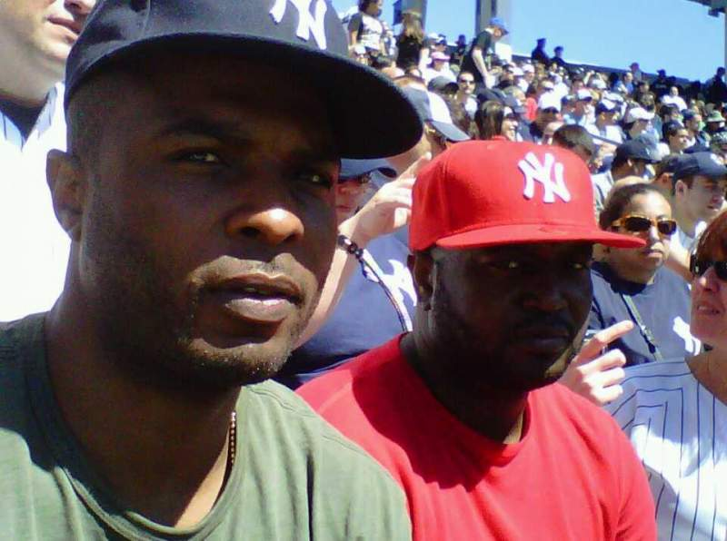Seating view for Old Yankee Stadium Section 237 Row 5A Seat 9-10