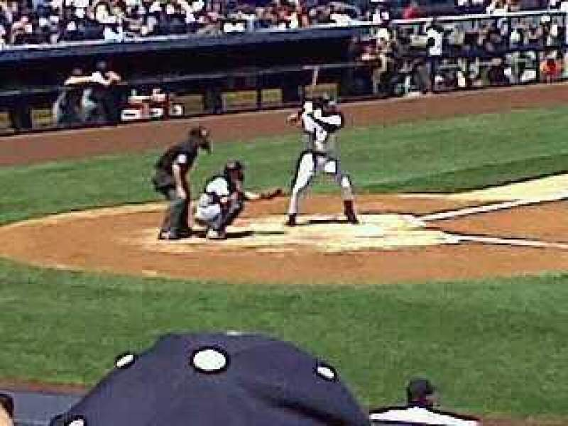 Seating view for Yankee Stadium Section 116 Row 10 Seat 8