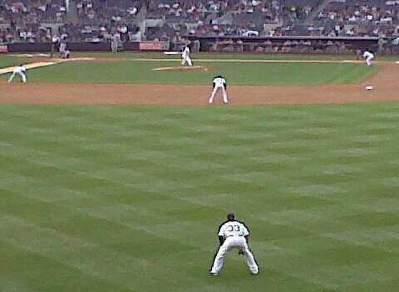 Seating view for Yankee Stadium Section 202 Row 5 Seat 1