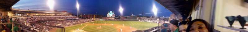 Seating view for Fifth Third Field (Dayton) Section Suite 9