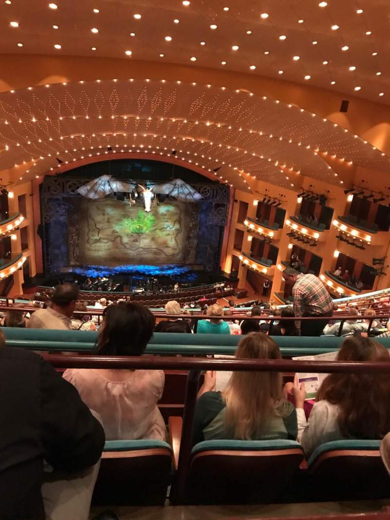 Seating view for Procter And Gamble Hall at the Aronoff Center Section CBALC Row L Seat 209