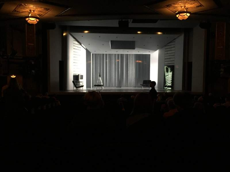 Seating view for Gerald Schoenfeld Theatre Section Orchestra Row R Seat 102