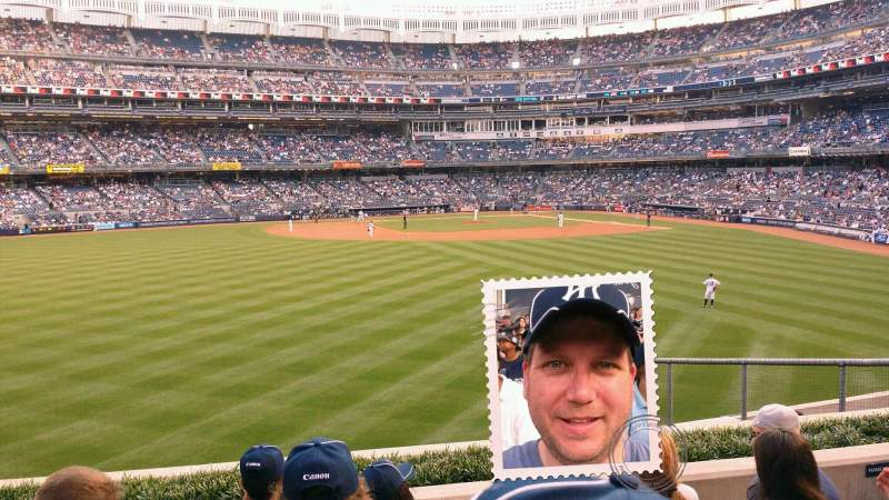 Seating view for Yankee Stadium Section 237 Row 6 Seat 17