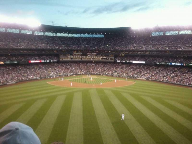 Seating view for Safeco Field Section 192 Row 15 Seat 9