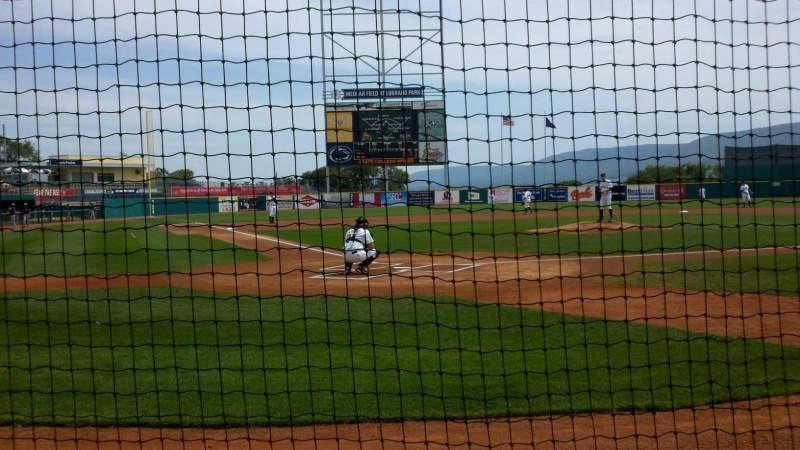 Medlar Field At Lubrano Park, section: 106, row: 2, seat: 7