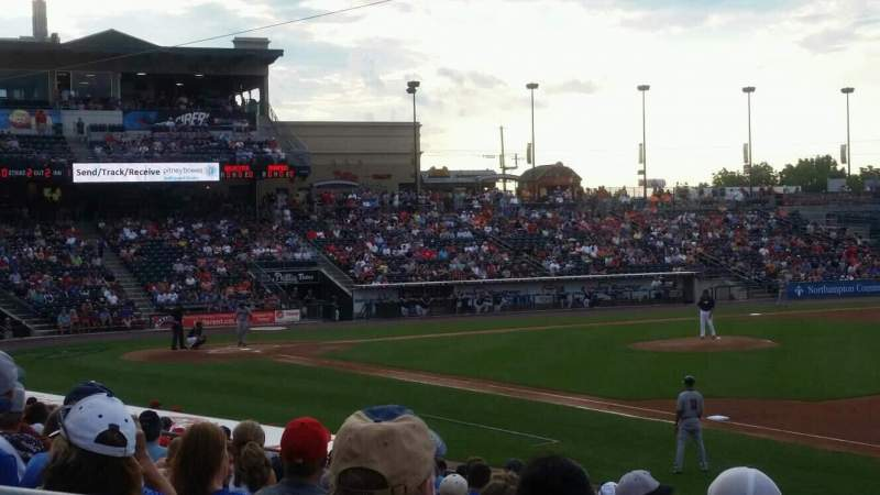 Coca-Cola Park, section: 104, row: u, seat: 2
