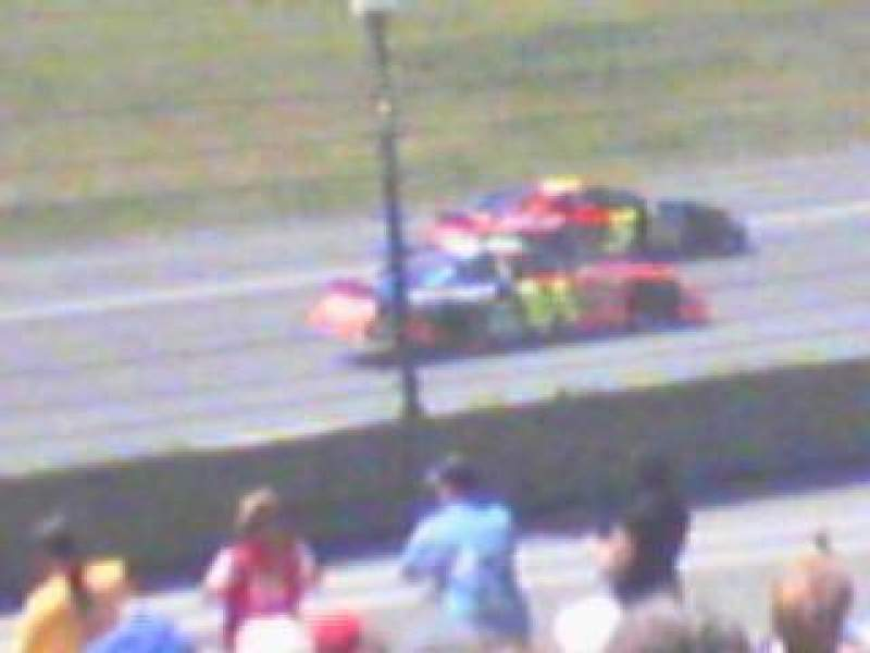 Seating view for Michigan International Speedway Section 150