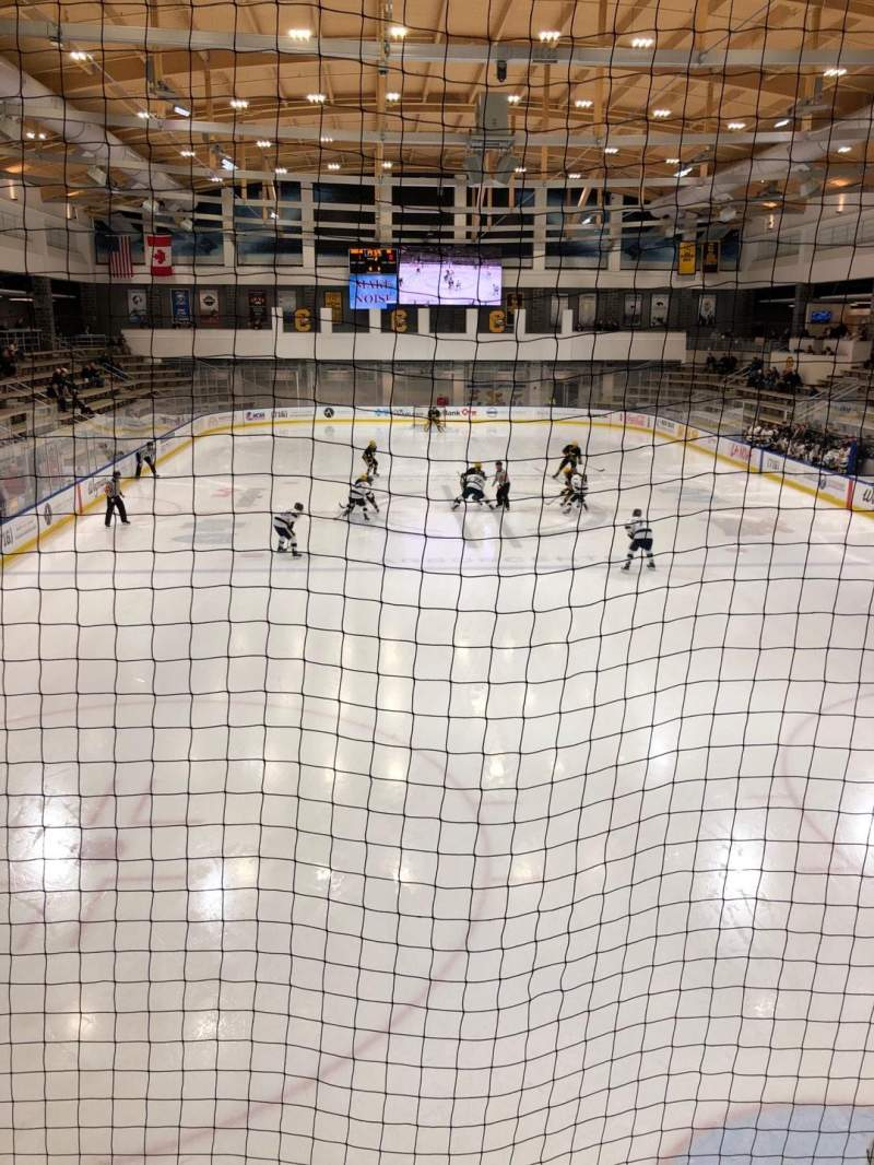 HarborCenter, section: S, row: R, seat: O