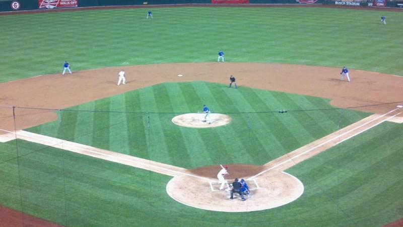 Busch Stadium, section: 251, row: 5, seat: 3