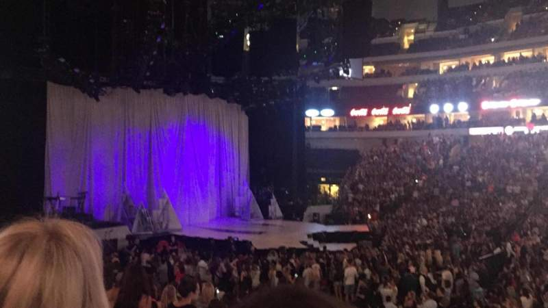 American Airlines Center, section: 118, row: O