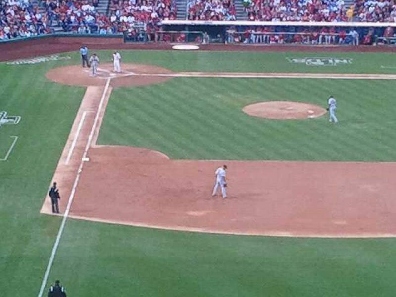 Seating view for Citizens Bank Park Section 304 Row 2 Seat 21