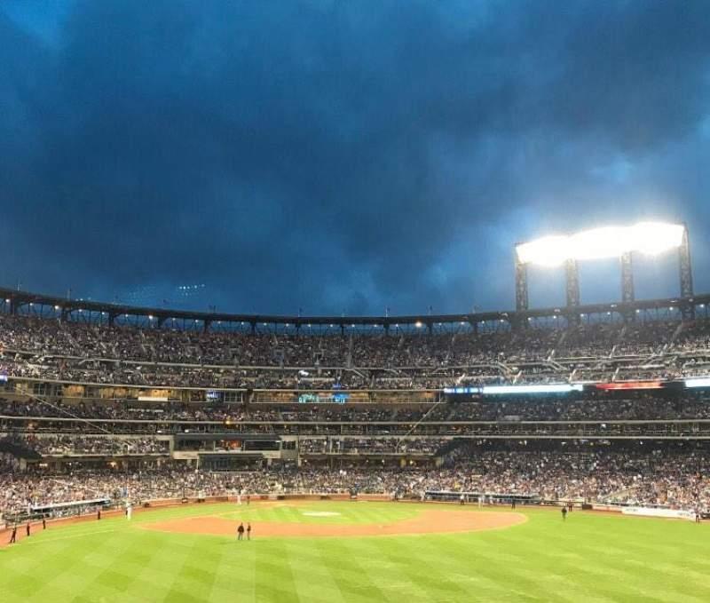 Citi Field, section: 137, row: 17, seat: 16