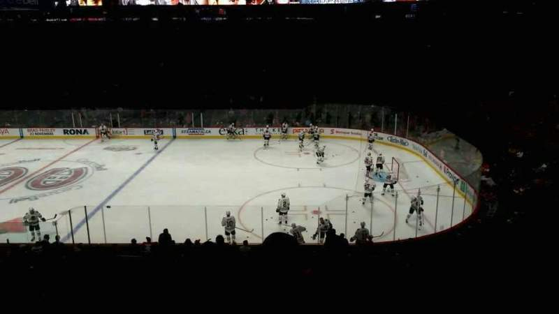 Seating view for Centre Bell Section 123 Row T Seat 5-6
