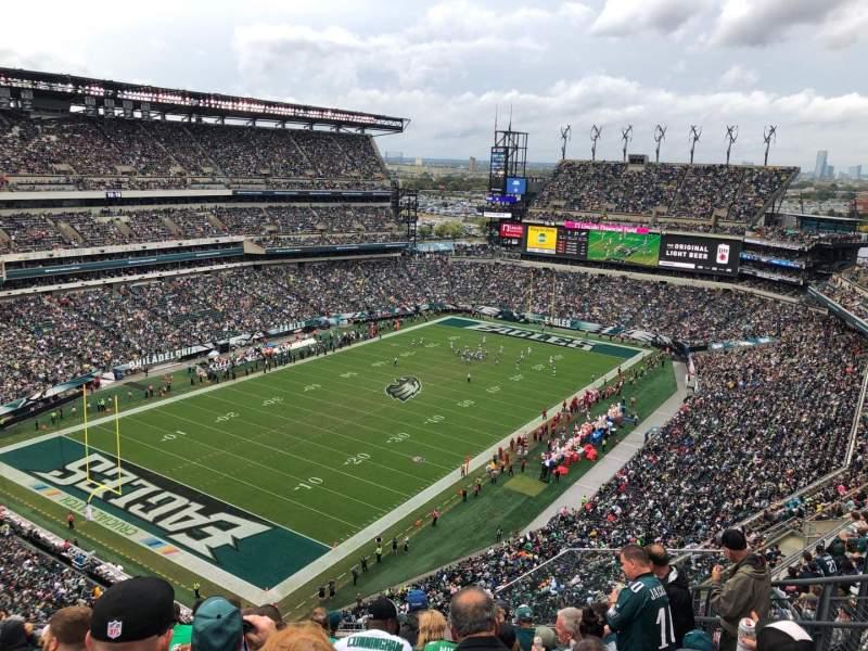 Philadelphia Eagles Stadium Wallpaper
